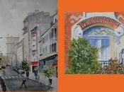 Exposition Vincennes Aquarelle