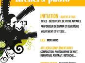 Nouvelles dates pour ateliers photo Montargis