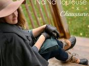 NaNa Toulouse Chaussures Pop: l'automne pieds