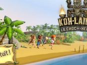 L'App Koh-Lanta Choc Héros fait carton iPhone