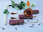 Restaurant Gilles Moreau Laguiole (Aveyron)