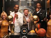 L'actualité luxe Hublot dévoilé première montre officielle avec Lakers Angeles