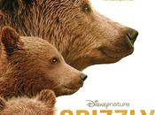 Grizzly, documentaire animalier produit Disneynature