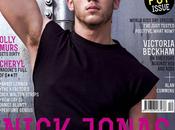 NICK JONAS gets sexy ATTITUDE