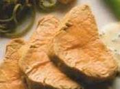 Filet veau girolles roquette sauce