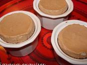 Soufflé glacé chocolat