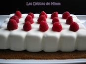 Cheesecake Limoncello framboises (sans cuisson)