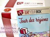 [Box] fait tour régions avec Your Novembre Ragusa bonus