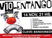 Violentango Teatro l'affiche]