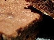 Brownie chocolat lait noix