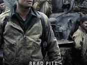 Fury David Ayer avec Brad Pitt, Shia LaBeouf, Logan Lerman, Michael Pena, Bernthal