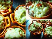Blanquette saumon mini-cocottes