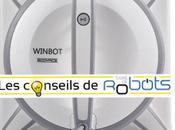 Laveur vitre Winbot ECOVACS: Conseils d'utilisation Best Robots