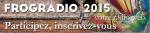 Frogradio 2015 votre radio web!