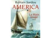 Romain Sardou America main rouge