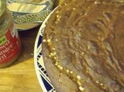 Gâteau farine sorgho, gingembre l'anis