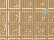calendrier Noël complètement DINDE #teasing