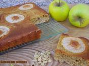 Gâteau pommes pignons