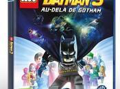 Nouveaux contenus annoncé pour LEGO Batman Au-delà Gotham
