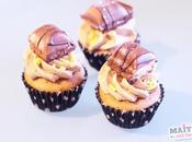 Cupcakes buttercream Kinder Bueno