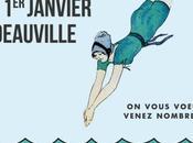 Bain janvier Deauville