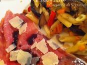 Piccolino légumes Carpaccio Prosciuto