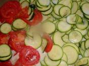 Gratin courgettes/riz diététique