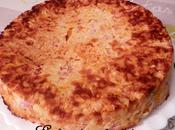 Gâteau Coquillettes Bacon Potimarron