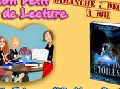 [Mon Petit Club Lecture] Au-delà étoiles Beth Revis #LiveShow