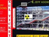 Jeff Koons exposition centre Pompidou controverses