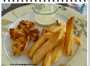 Nuggets poulet sauce Roquefort