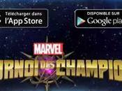 Tendance Super-Héros Marvel Tournoi Champions
