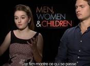 Men, women, children famille réseaux sociaux
