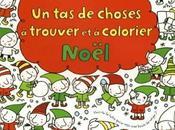 choses trouver colorier Noël