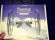 Test Concours MiniDrone Rolling Spider Parrot gagner Recently updated