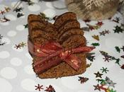 Tranches pain d'épices habit fêtes