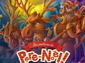 """Les aventures Père Noël"" version Ebook promotion"