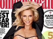 Britney Spears Women's Health est-ce vraiment elle?
