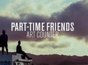 disque, semaine Part-Time Friends Counter