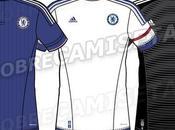 Découvrez nouveau maillot Chelsea