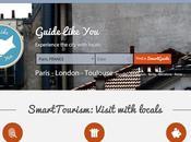 Tourisme Guide Like vous relation avec local