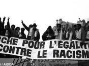 courage dire marcheurs pour l'égalité contre racisme (1983)