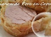 Mignon Porc Croute Thermomix