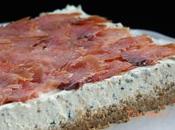 Cheesecake saumon pas)