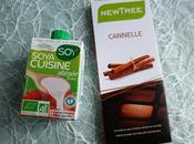 pâte tartiner diététique allégée chocolat cannelle avec crème soja Sukrin (sans beurre sucres ajoutés)
