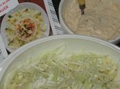 Salade chou blanc liptauer