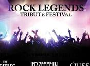 Rock Legends Tribute Festival avril 2015 Palais Sports!