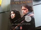 """Outlander, tome chardon tartan"" Diana Gabaldon"