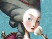 Benjamin Lacombe Marie Antoinette, Carnet secret d'une Reine