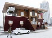 Maison inversée Krasnoyarsk